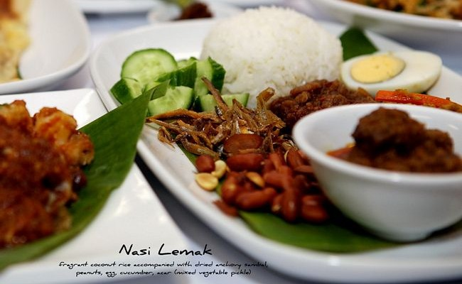 How to Make Nasi Lemak – Part 1