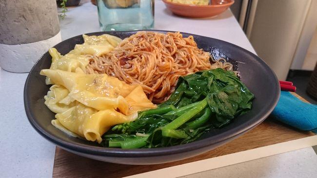 How to Cook Wonton Noodles – Malaysia Kitchen S1E1 Recipe