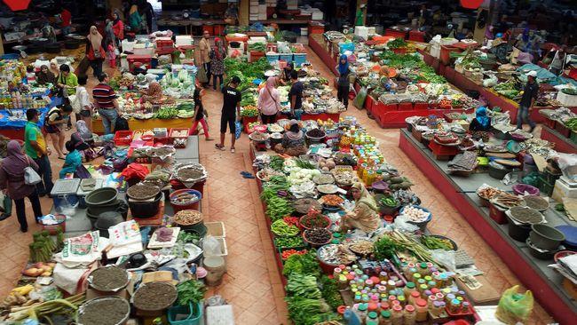 Siti Khadijah Market – Travel Diary Kelantan – Part 10 (Final)