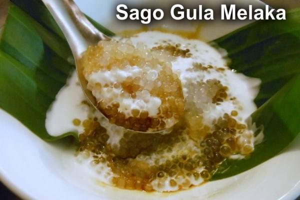 Sago Gula Melaka – Malaysia Kitchen S1E6 Recipe