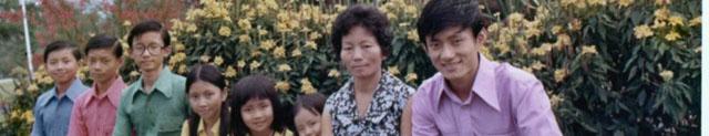 Seremban Girl and Memories of Malaysia