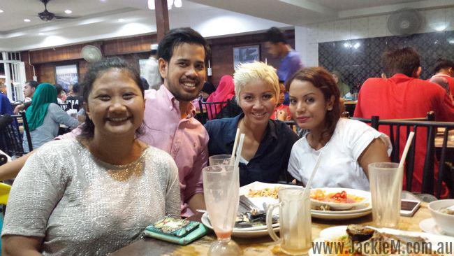 Suraya Seafood (Kelantanese restaurant)
