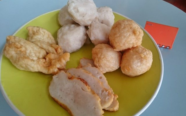How to Make Fish Balls and Fishcakes