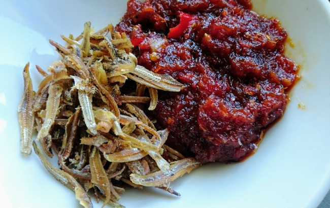 How to Make Sambal Ikan Bilis - Jackie M