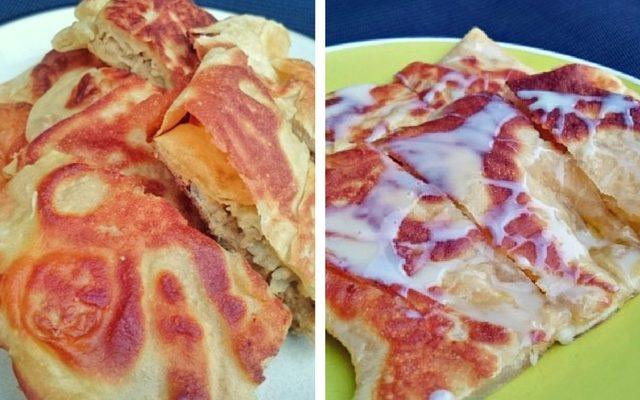 How to Make Murtabak and Banana Roti