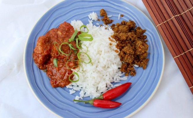 How to Cook Serunding and Mild Prawn Sambal