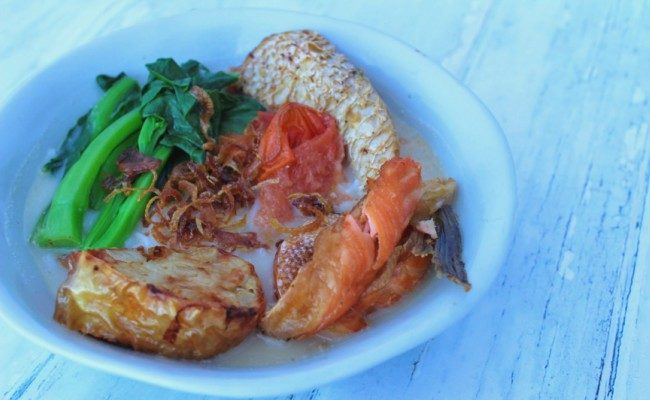 How to Make Fish Head Noodles and Crispy Skin Chicken