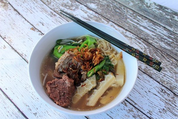 How to Cook Beef Noodle Soup