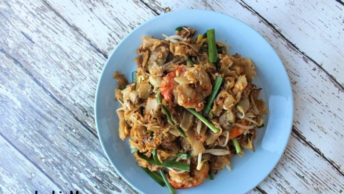 How to Cook Char Kway Teow