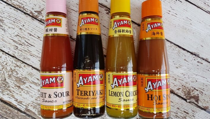 Ayam Australia Giveaways