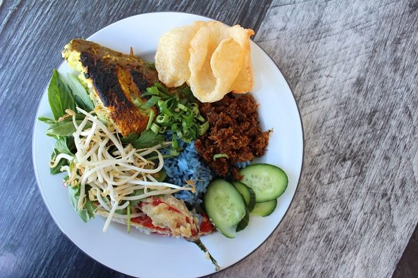 How to Make Kelantan Nasi Kerabu – Part 1 of 4