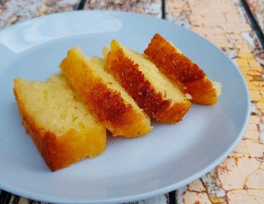 How to Make Kuih Bingka Ubi (Baked Cassava Cake)