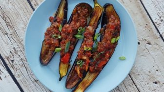 How to Cook Indonesian Padang-Style Eggplant Balado