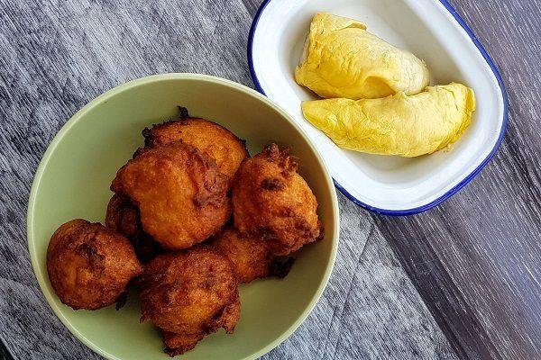 How to Make Durian Fritters (Jemput-Jemput Durian)