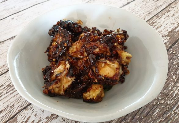 How to Cook Szechuan Crispy Eggplant With Yu Xiang Sauce