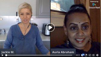 Food Fame – Auria Abraham, AKA New York's Sambal Lady