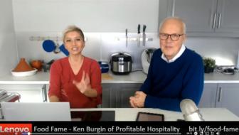 Food Fame – Ken Burgin of Profitable Hospitality