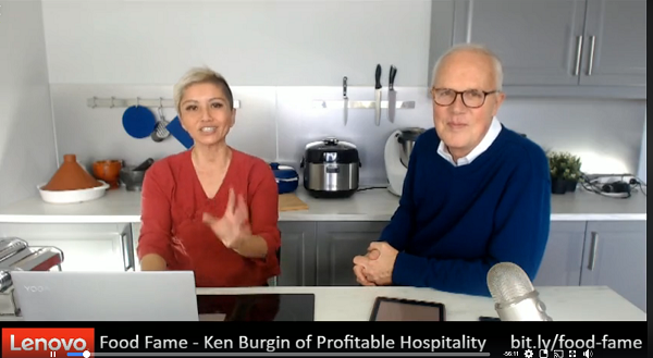 Food Fame – Ken Burgin of Profitable Hospitality
