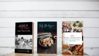 My Malaysian Cookbooks Free For A Limited Time Only