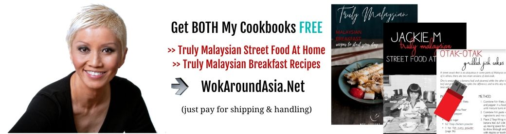 Jackie M - Discover the secrets to Asian Food and Travel