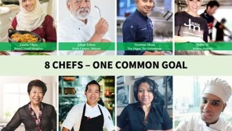 MASTERS OF MALAYSIAN CUISINE JOIN FORCES TO PROMOTE MALAYSIAN FOOD TO THE WORLD