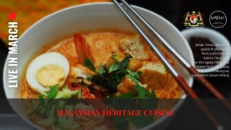 MAFI Partners with Masters of Malaysian Cuisine to Promote Malaysian Ingredients to the World