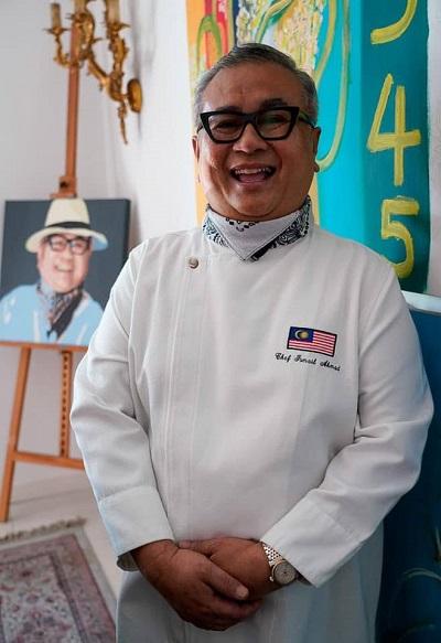 Chef Dato' Ismail Ahmad