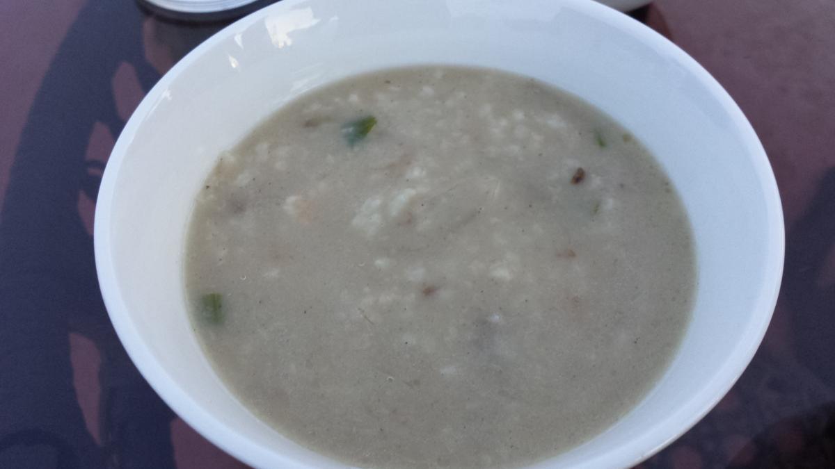 Bubur Lambuk - a famous porridge from the streets of Kampung Baru